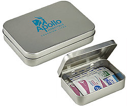 Tin First Aid Kit