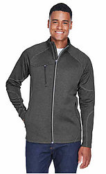 North End Gravity Performance Fleece Jackets